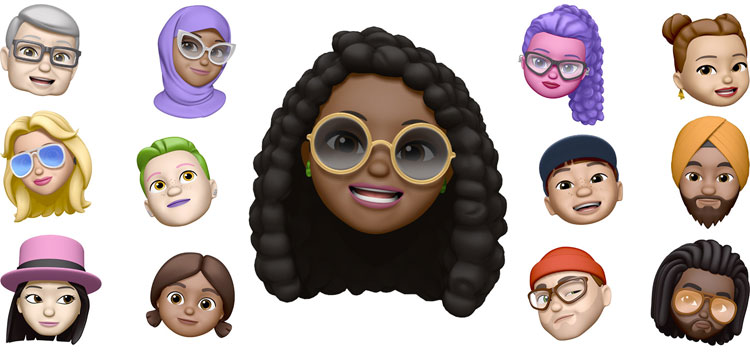Use Memoji and Animoji on an iPhone